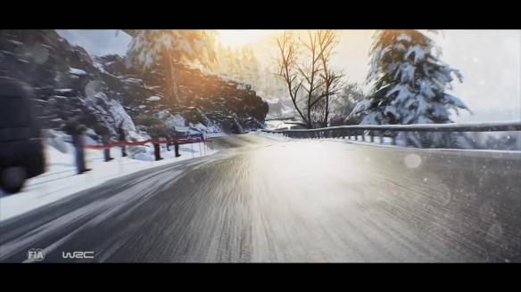《世界汽车拉力锦标赛8》游戏截图