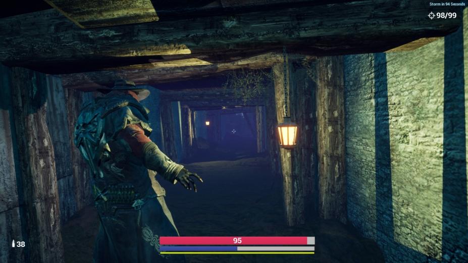 《吸血鬼失落之城》游戏截图
