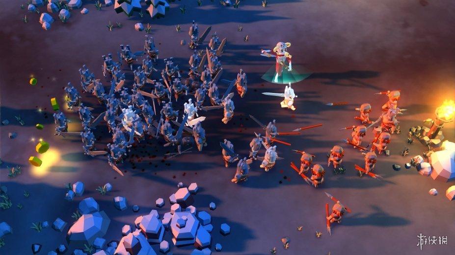 《不死军团》游戏截图