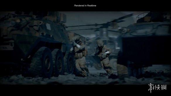《俄罗斯2055》游戏截图