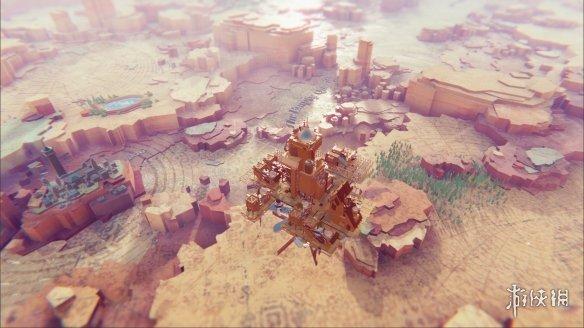 《空中王国》游戏截图