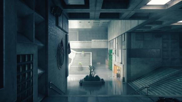 《控制》Control游戏截图