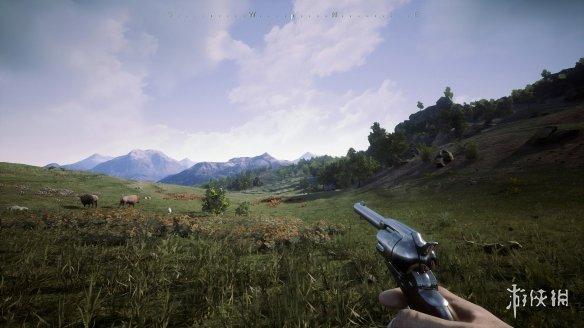 《西部狂徒》游戏截图