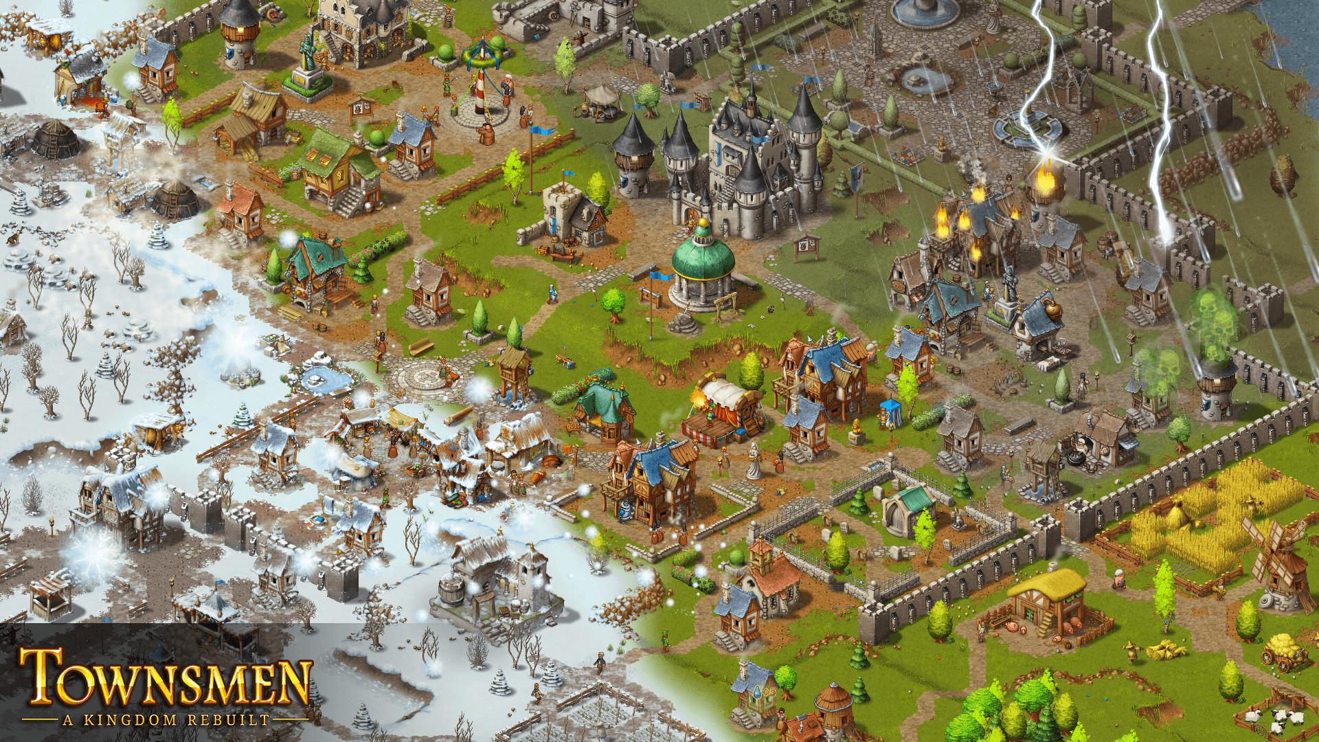 《家园:重建王国》 v2.2.6免安装中文版