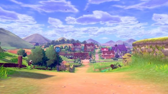 《宝可梦:剑/盾》游戏截图-1