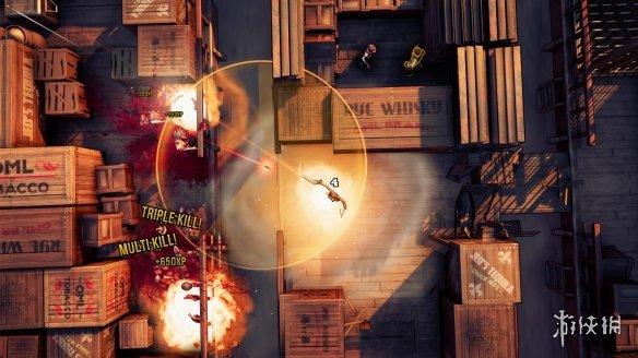 《神之扳机》游戏截图