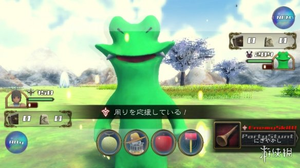《梦物语ORIGIN》游戏截图