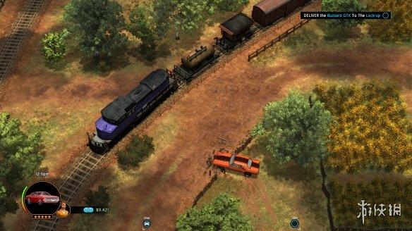 《美国逃亡者》游戏截图