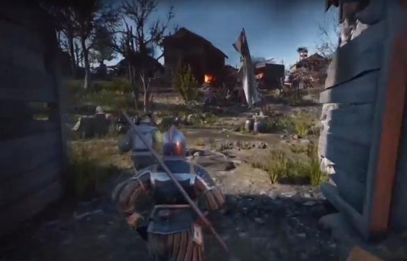 《乱:失落之岛》游戏截图