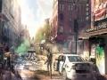 《汤姆克兰西:全境封锁2》游戏壁纸-5