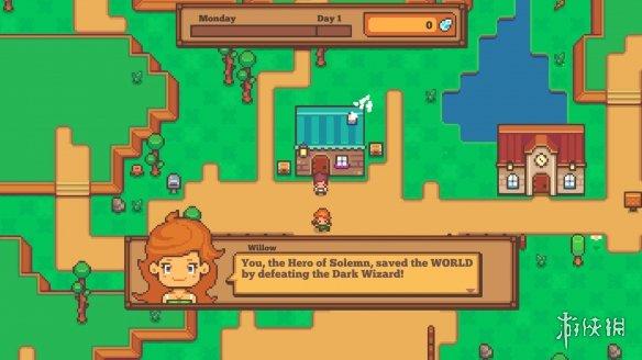 《小城镇》游戏截图1