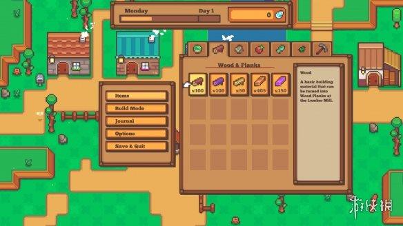 《小城镇》游戏截图5