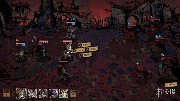 《漩涡迷雾》游戏截图2