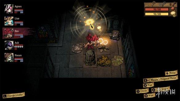 《漩涡迷雾》游戏截图5
