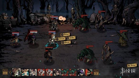 《漩涡迷雾》游戏截图8