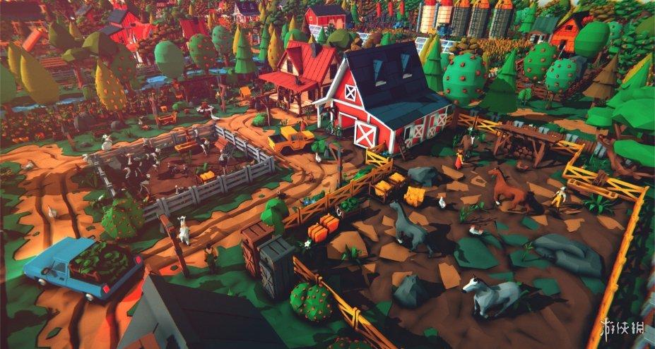 《农场生活》游戏截图(1)