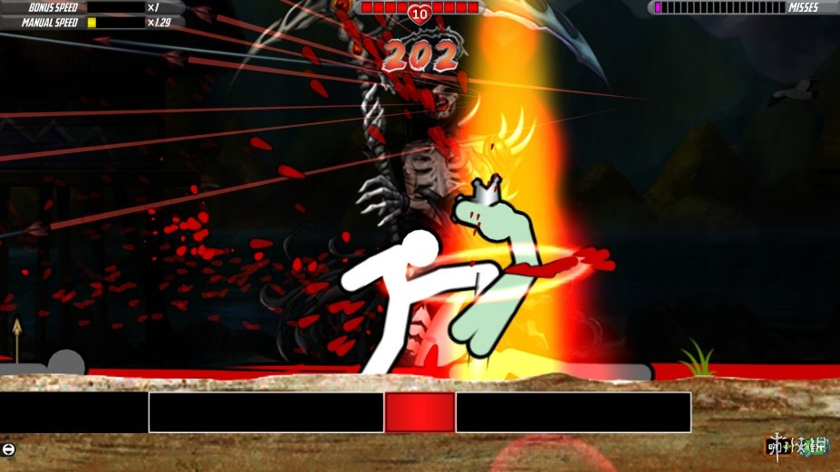 《一擊必殺2》游戲截圖
