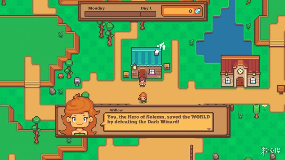 《小城镇》游戏截图