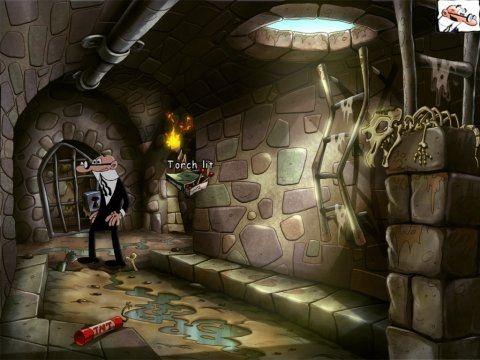《傻瓜特工大冒险》游戏截图