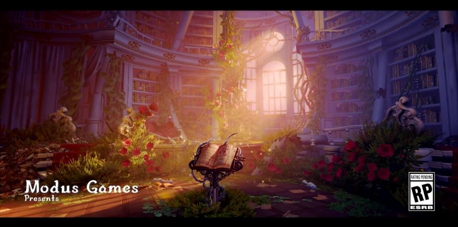 《三位一体4:梦魇王子》游戏截图(1)