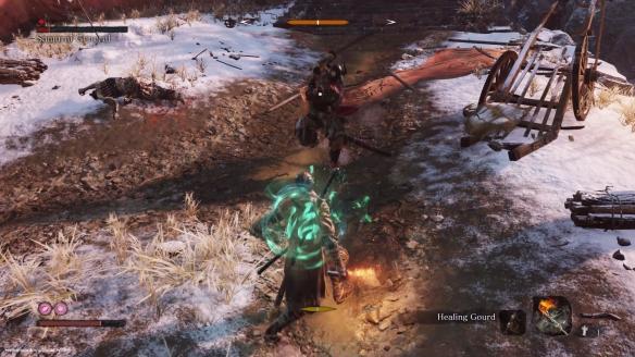 《只狼:影逝二度》游戏截图-3