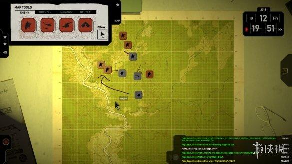 《无线电指挥官》游戏截图