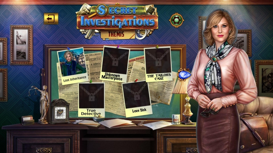 《秘密调查:忒弥斯》游戏截图