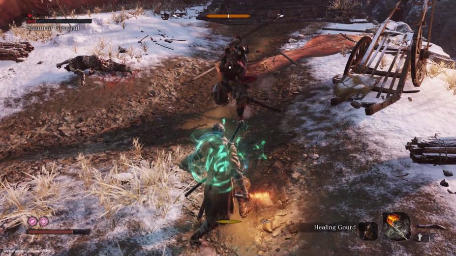 《只狼:影逝二度》游戏截图-3(1)