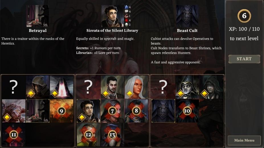 《异教守护者》游戏截图