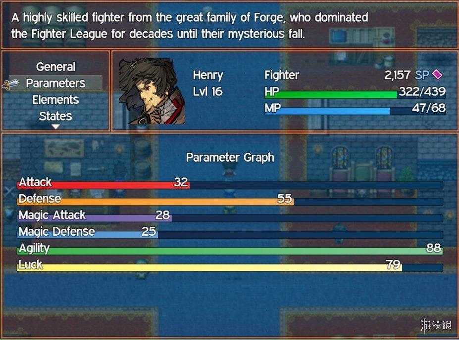 《RPG战斗机联盟》游戏截图