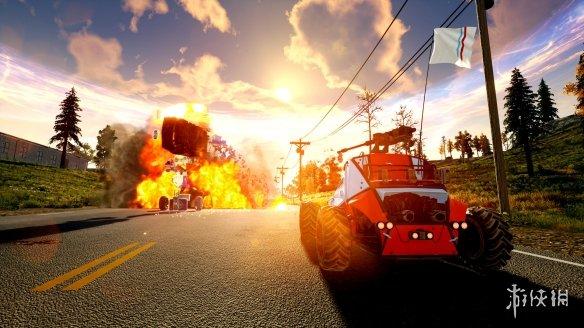 《绝地飞车》游戏截图