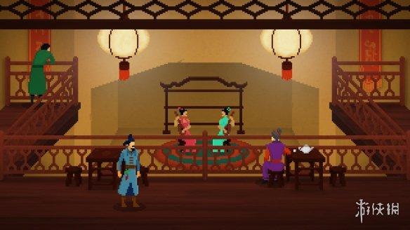 《狄仁杰之锦蔷薇》游戏截图1