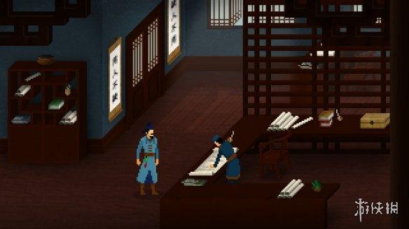 《狄仁杰之锦蔷薇》游戏截图3