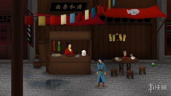 《狄仁杰之锦蔷薇》游戏截图4