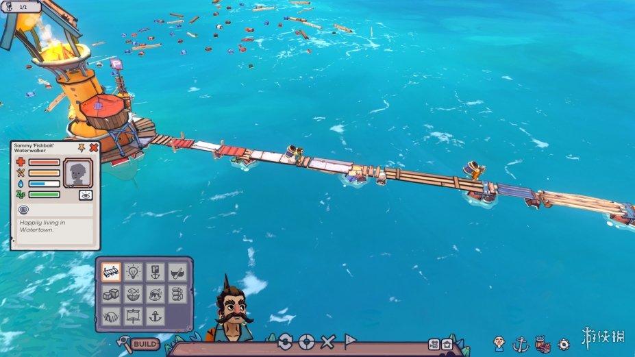 《漂流品》游戲截圖