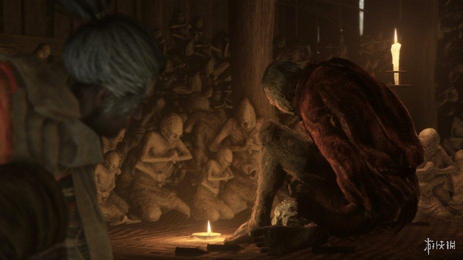 《只狼:影逝二度》游戲截圖-4