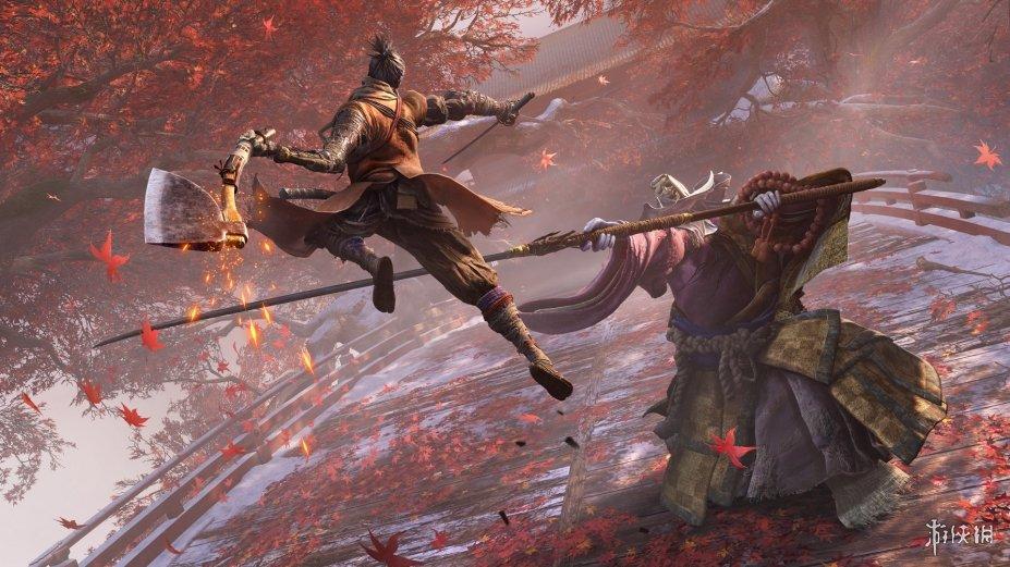 《只狼:影逝二度》游戏截图-4