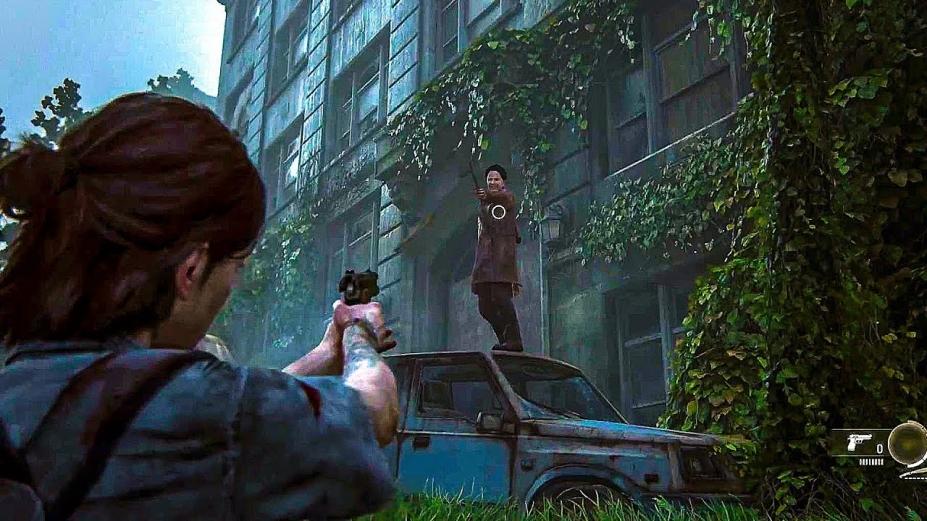 《美國末日2》游戲截圖-3