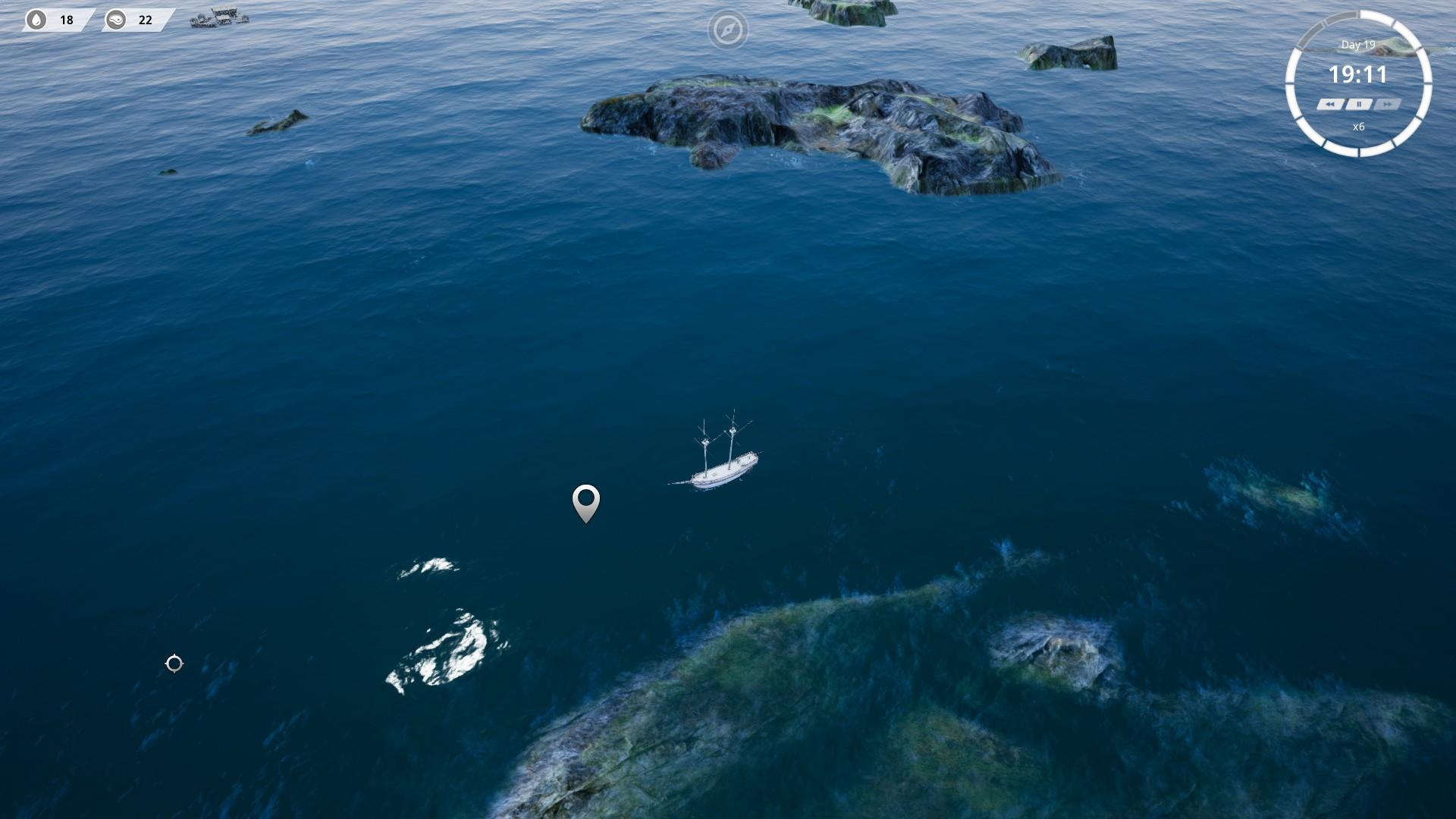 野性的海洋/Feral Blue