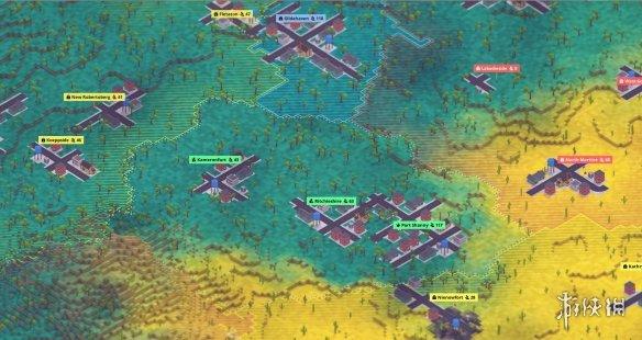 《体素大亨》游戏截图