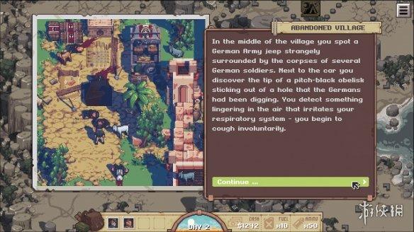 《Pathway》游戏截图