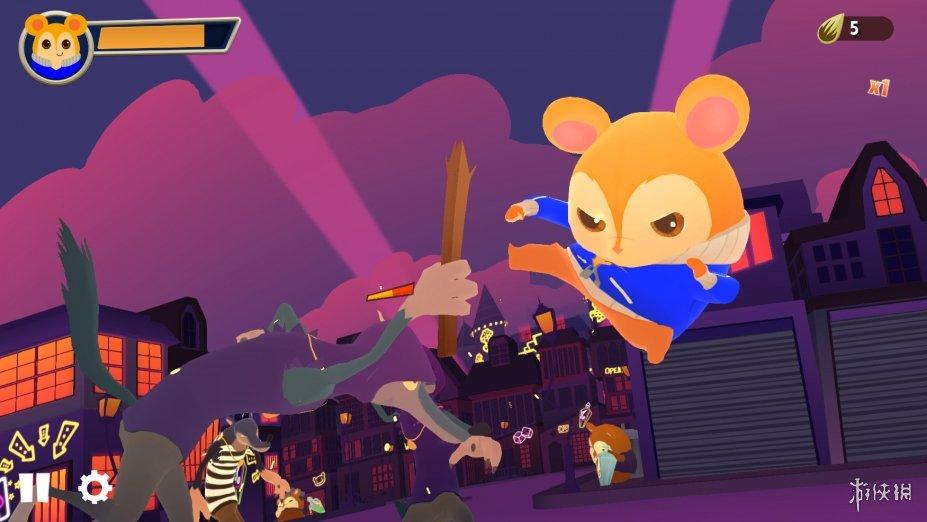 《Hamsterdam》游戏截图(1)