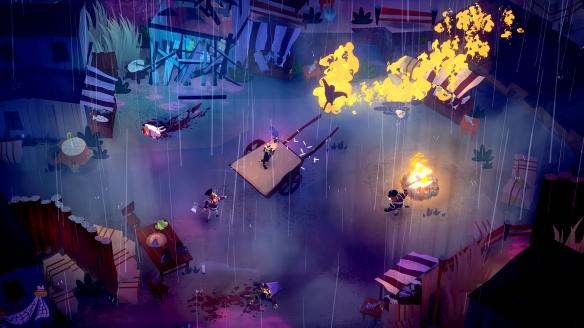 《嗜血本性》游戏截图