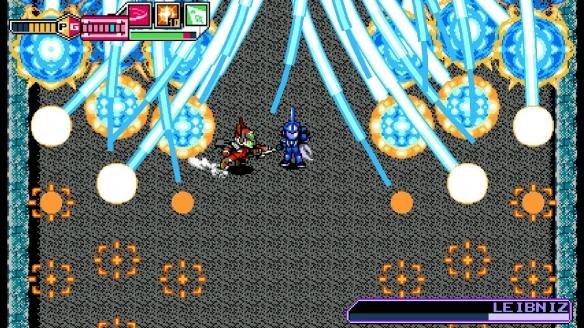 《超惑星战记Zero 2》游戏截图