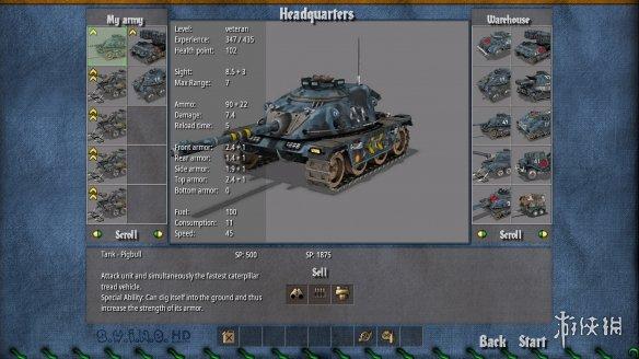 《猪兔大战HD重制版》游戏截图