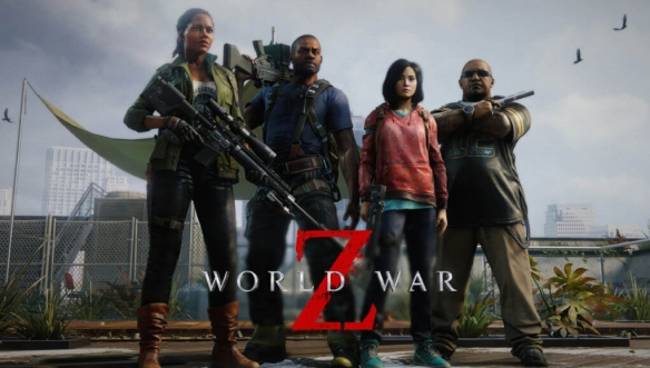 《僵尸世界大战》游戏截图-2