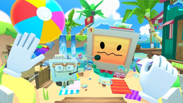 《度假模拟器》游戏截图