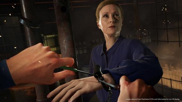《鲜血与真相》游戏截图