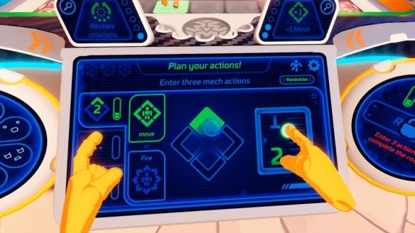 《迷你機器人混戰》游戲截圖
