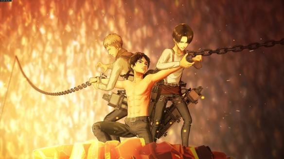 《进击的巨人2:最终之战》游戏截图